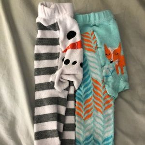 Baby doodle pants